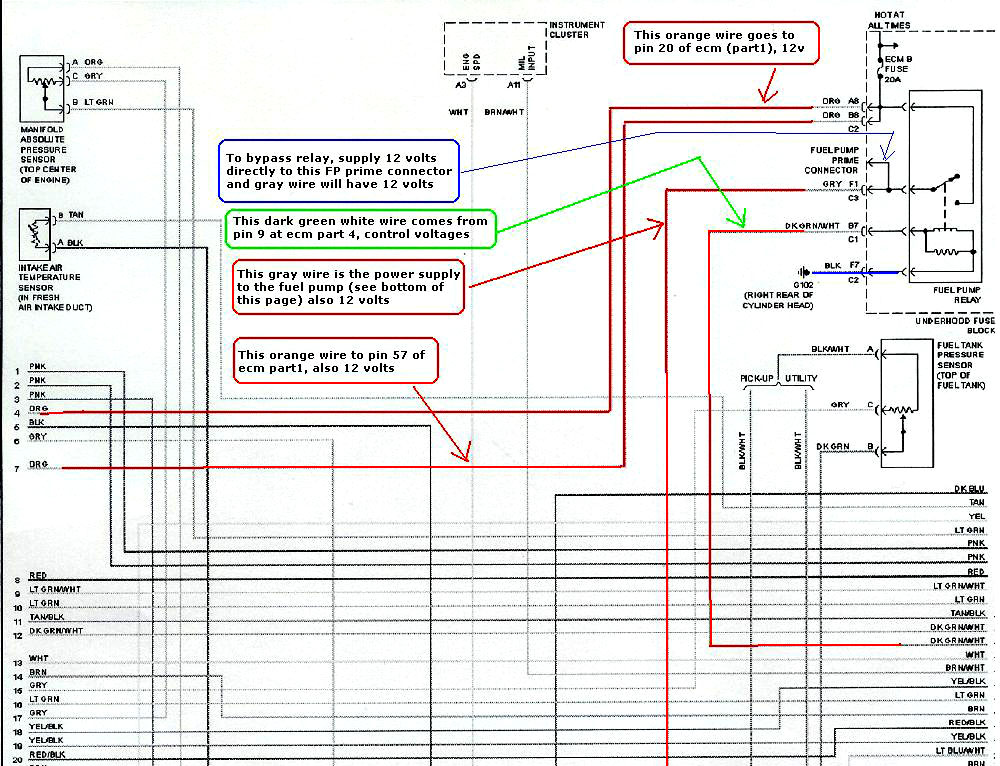 Grand Am Stereo Wiring Diagram | Manual e-books