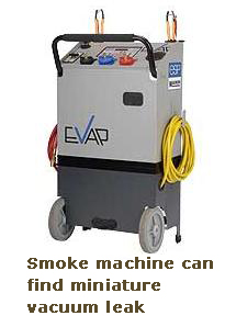 vacuum smoke machine